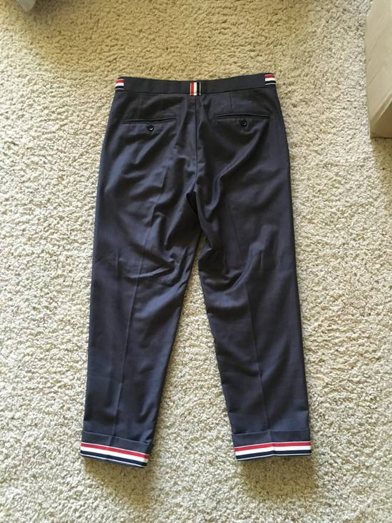 Thom Browne Grey trousers Size US 32 / EU 48 - 1