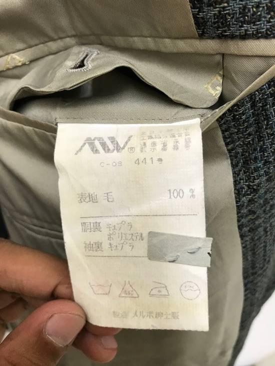 Givenchy Monsieur Givenchy Wool Blazer Tartan Plaid Vintage Size 44R - 8
