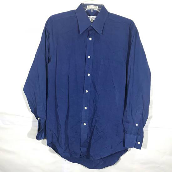 Givenchy Givenchy Buttons Up Shirt Blue Size US M / EU 48-50 / 2