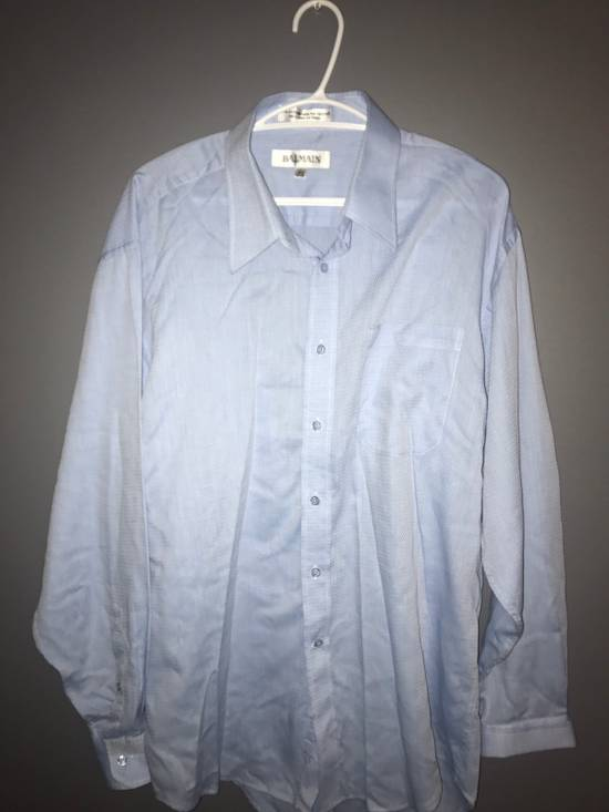 Balmain Long Sleeve Balmain Button Up Size US L / EU 52-54 / 3