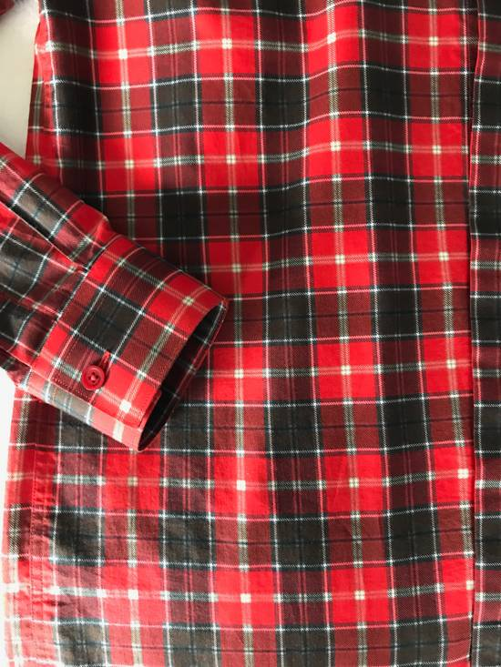 Givenchy Red Check Star shirt Size US S / EU 44-46 / 1 - 4