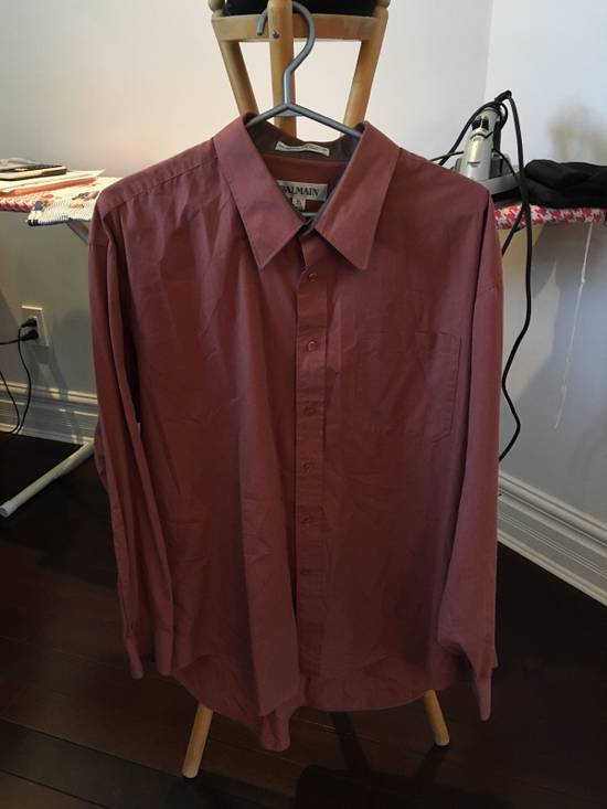 Balmain Vintage Balmain Shirt Size US XL / EU 56 / 4