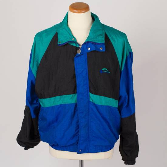 Givenchy 90s Color Blocked Track Jacket Size US M / EU 48-50 / 2