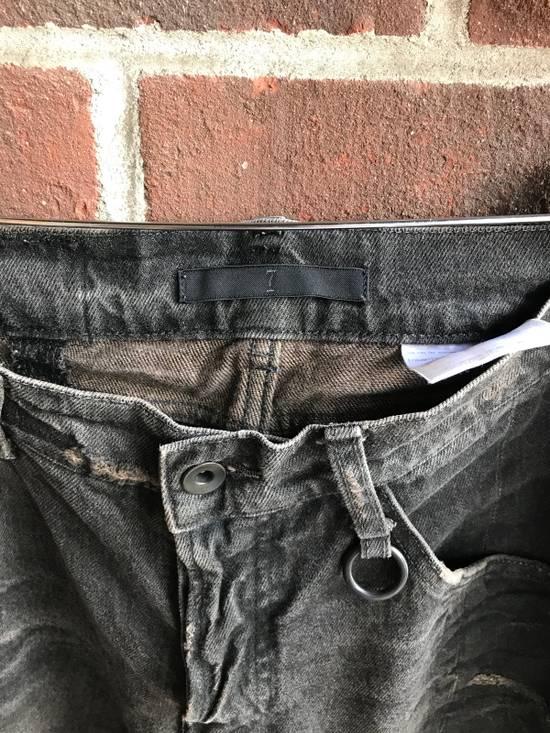 Julius AW08 Twist Denim Jeans Size US 32 / EU 48 - 6