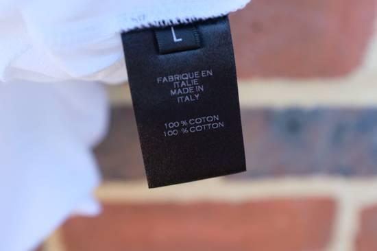Balmain White Ribbed Knit Tank Top Size US L / EU 52-54 / 3 - 6