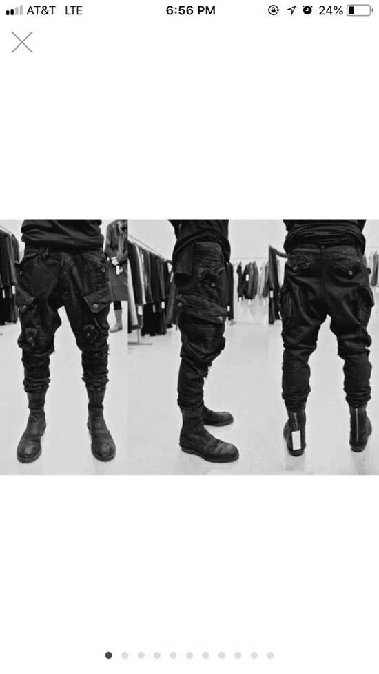 Julius AW12 Resonance; Gas Mask Cargo Pants (FINAL DROP) Size US 32 / EU 48