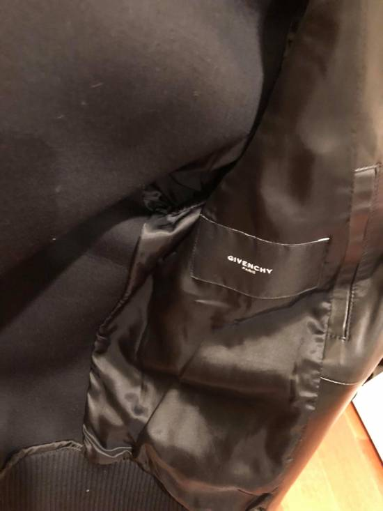 Givenchy Givenchy ss13 neoprene and leather bomber jacket Size US S / EU 44-46 / 1 - 2