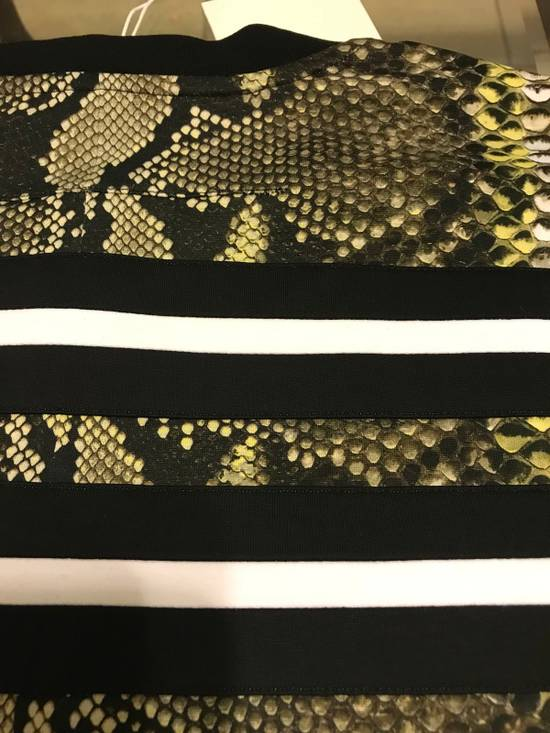 Givenchy Snakeskin Print Cotton T-Shirt Size US XL / EU 56 / 4 - 2