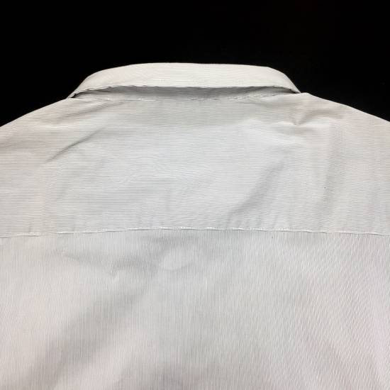 Balmain Fine Stripe Button Down Shirt NWT Size US L / EU 52-54 / 3 - 12