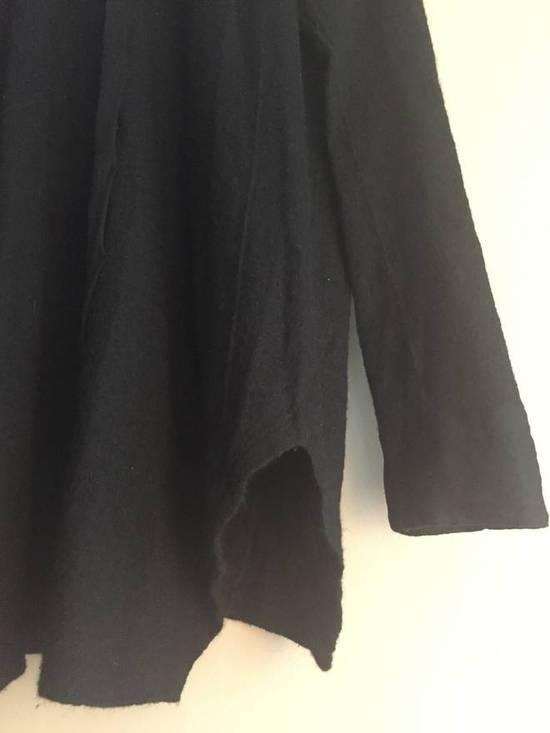 Julius Angora Wool Long Cardigan concealed placket Size US L / EU 52-54 / 3 - 6