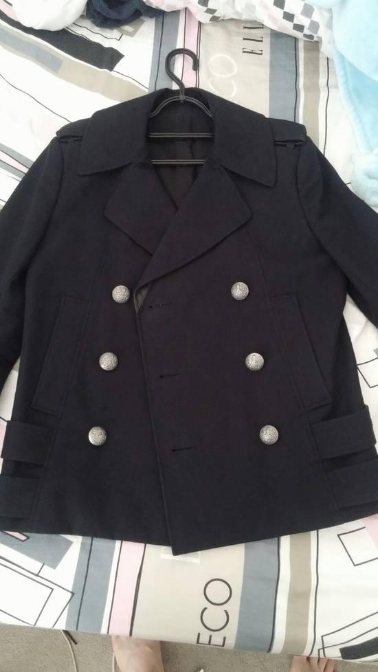 Balmain Pea Coat Size US S / EU 44-46 / 1 - 3