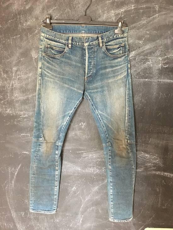 Balmain RARE AW11 Decarnin Balmain Distressed Jeans Size 28 29 30 Size US 28 / EU 44