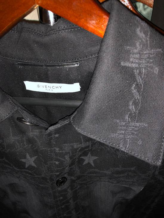 Givenchy SS16 Christ Print Denim Jacket Size US S / EU 44-46 / 1 - 4