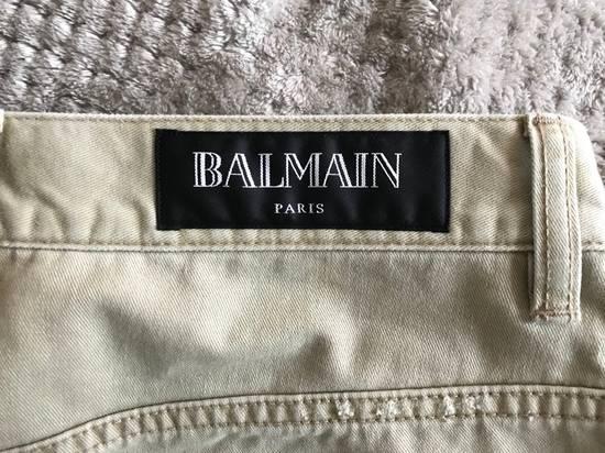 Balmain Balmain Dirt Processing Khaki Pants Size US 30 / EU 46 - 5