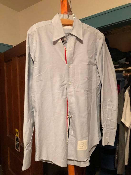 Thom Browne Classic French Flag Shirt Size US S / EU 44-46 / 1