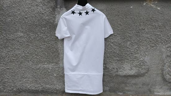 Givenchy Givenchy Star Print Extended Hem Rottweiler Shark Polo Shirt T-shirt size XS (S) Size US S / EU 44-46 / 1 - 6