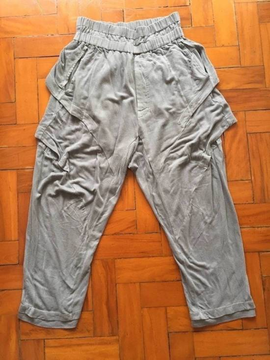 Julius Japan made silk and cotton layered skirted sweatpants Size US 28 / EU 44 - 3