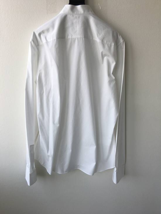 Givenchy White Formal Shirt Size US L / EU 52-54 / 3 - 7