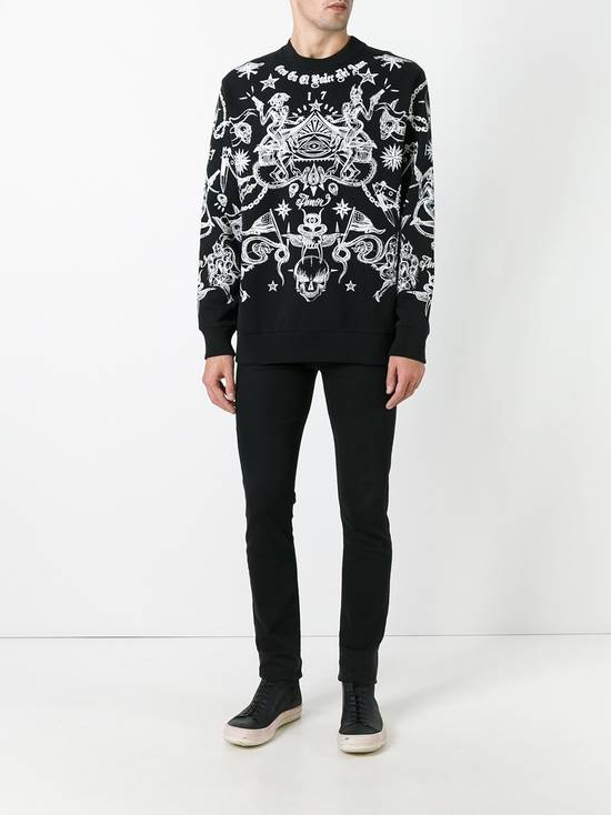 Givenchy Tattoo Print Sweater Size US L / EU 52-54 / 3 - 2