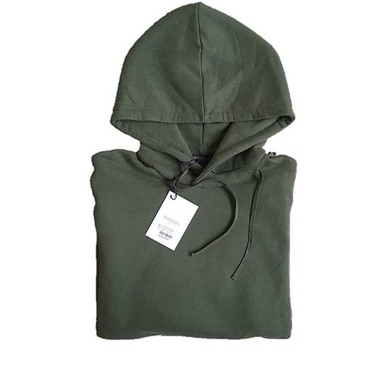 Balmain Side-Zip Hoodie Size US L / EU 52-54 / 3 - 1