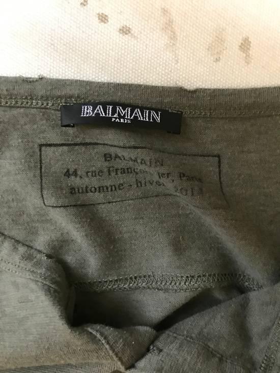 Balmain LONGSLEEVE Size US M / EU 48-50 / 2 - 3