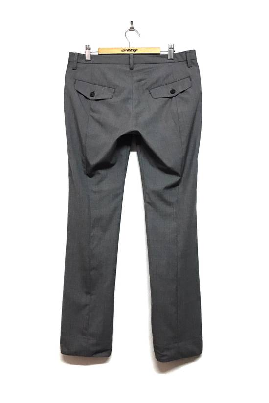 Julius S/S 2009 MA COLLECTION THIN WOOL JULIUS PANTS Size US 32 / EU 48 - 2