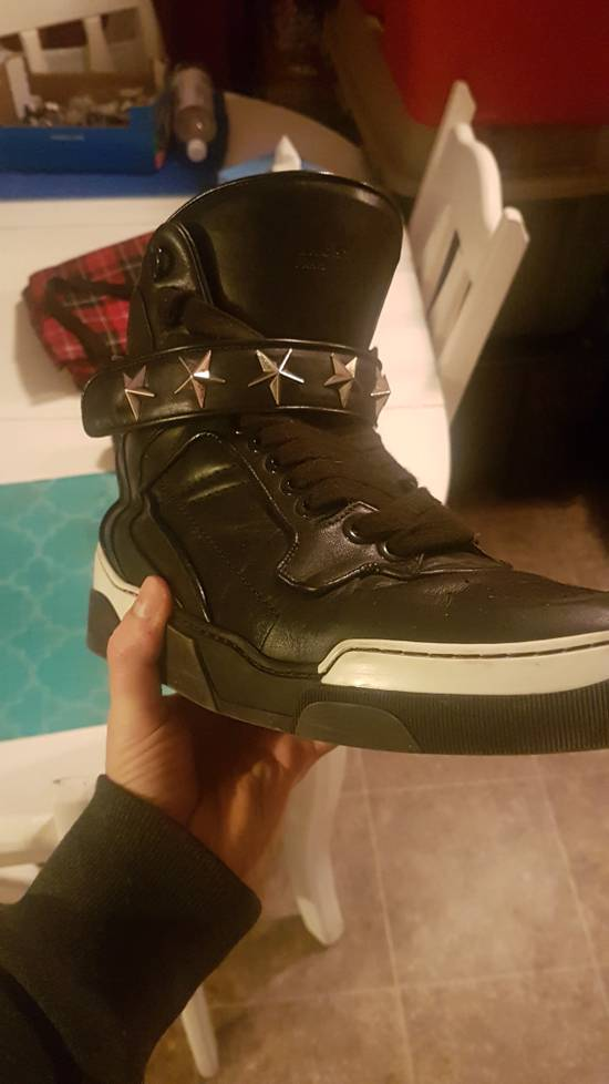 Givenchy Givenchy 'Tyson' Hi-Top Sneakers Size US 10 / EU 43 - 1