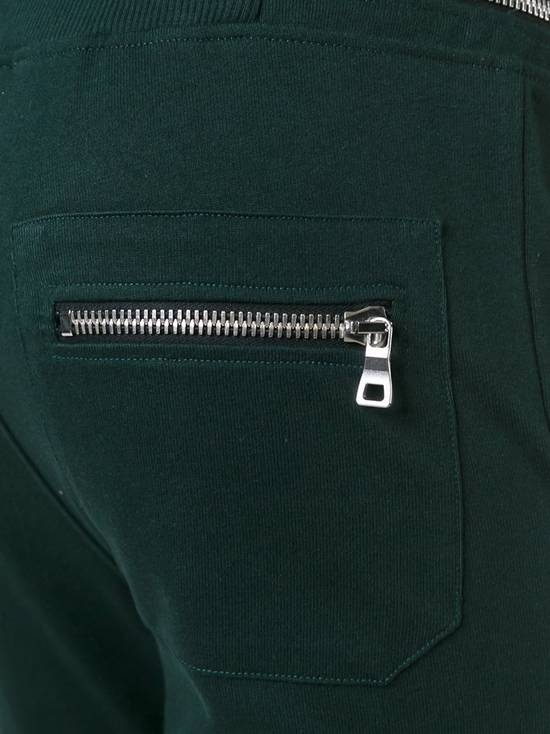 Balmain Balmain Green Sweatpants Size US 34 / EU 50 - 4