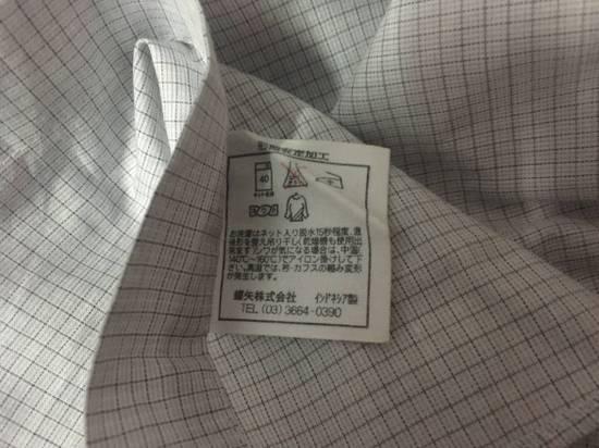 Balmain Vintage PIERRE BALMAIN Paris Plaids & Checks Striped Casual Workwear Shirt Tee Size US L / EU 52-54 / 3 - 10