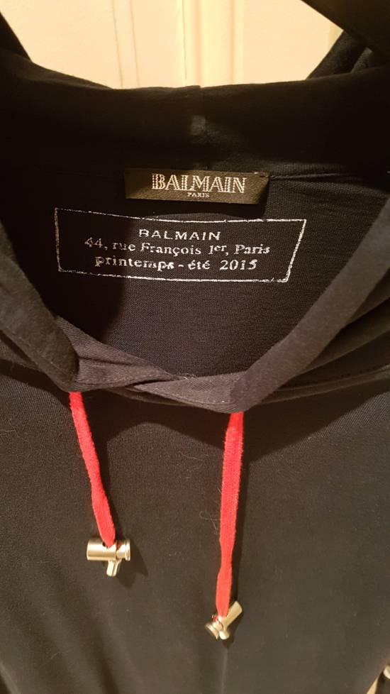 Balmain Balmain Biker Hoodie from FF15 Size US L / EU 52-54 / 3 - 2