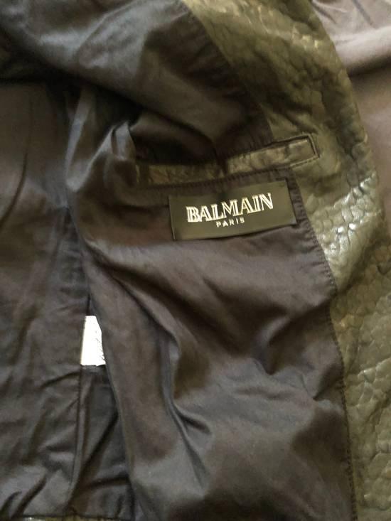 Balmain Balmain Biker Jacket Size US M / EU 48-50 / 2 - 2