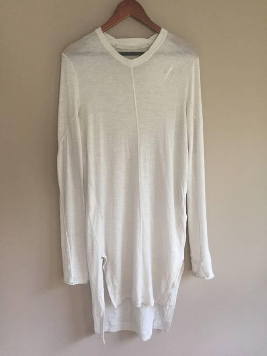 Julius AW14 Extended Wool/Silk Longsleeve Size US M / EU 48-50 / 2