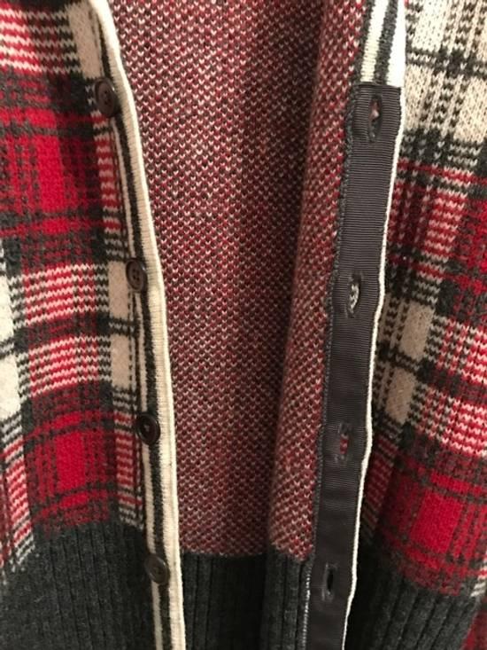 Thom Browne Wool Plaid Cardigan Jacket Size BB3 VERY RARE Size US L / EU 52-54 / 3 - 7