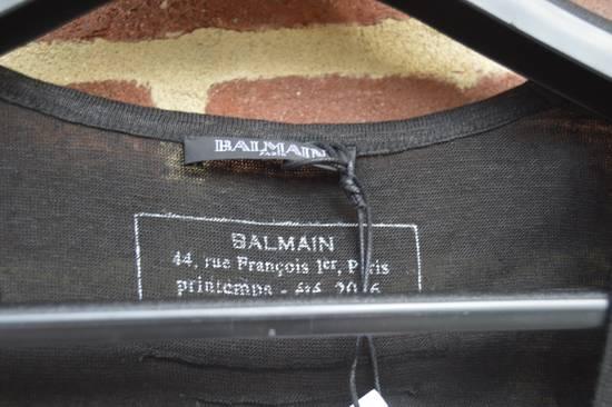 Balmain Black Tank Top Size US M / EU 48-50 / 2 - 4