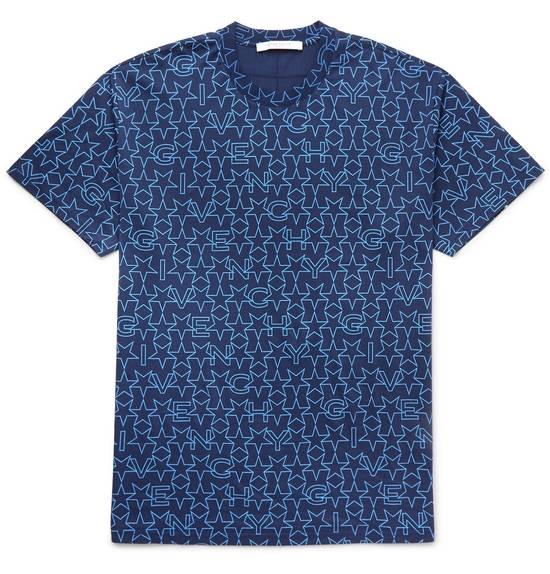 Givenchy $680 Geometric Star Print T-shirt - Brand New Size US L / EU 52-54 / 3 - 5