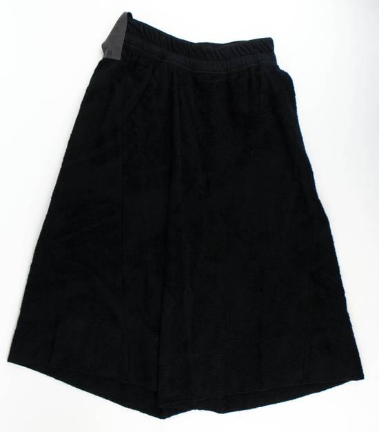 Julius Men's Black Cotton Elastic Band Casual Shorts Size 2/S Size US 32 / EU 48
