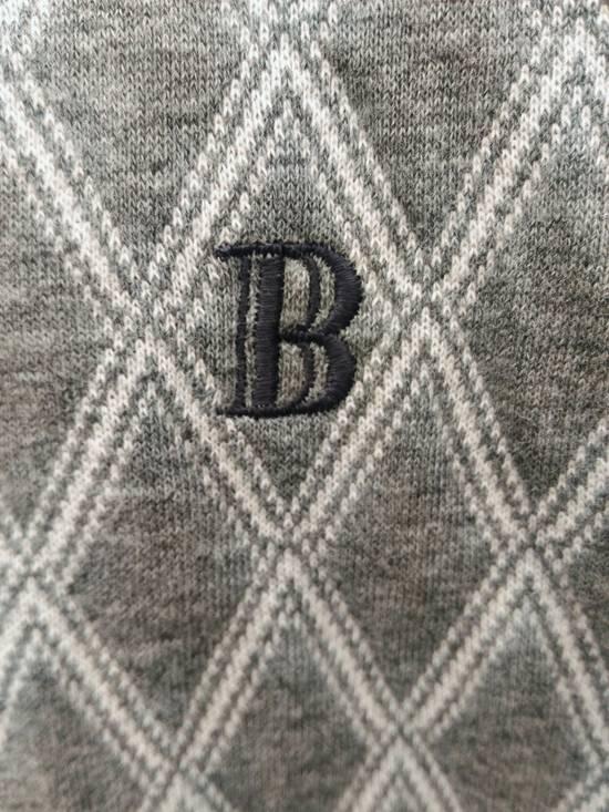 Balmain Balmain Paris Diamond Pattern Sweatshirt Tags: Gucci, Prada, Hermes, Balenciaga, Fendi, Supreme Size US S / EU 44-46 / 1 - 5