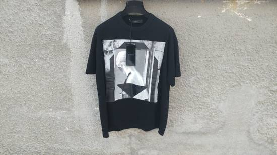 Givenchy Givenchy Sculpture Statue Rubber Print Madonna Wool Sweater T-shirt size M / L Size US M / EU 48-50 / 2