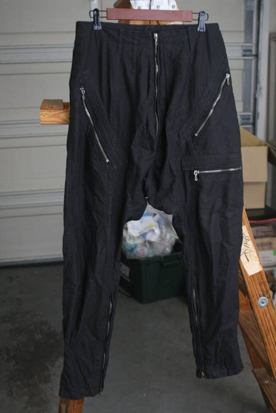Julius Tapered Multi Zip Flight Pants Size US 32 / EU 48