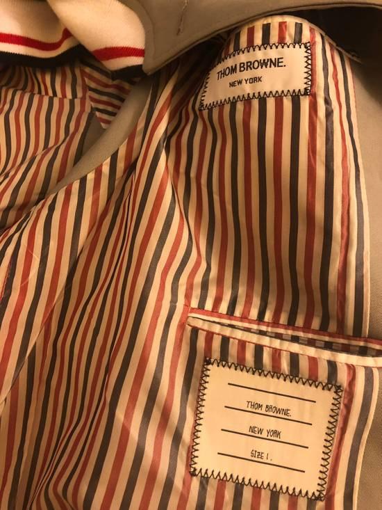 Thom Browne Thom Browne Varsity Rare Two Tone Jacket Size US S / EU 44-46 / 1 - 7