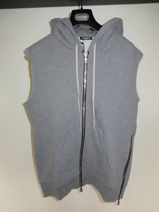 Balmain Classic sleeveless hoodie Size US M / EU 48-50 / 2