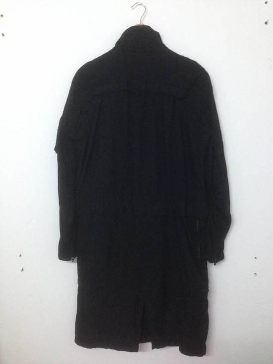 Julius LAST DROP !!! Julius Long zip Coat / Parka / Trench (like: obscur, thom krom, boris bidjan saberi, rick owens, ma+, greg lauren, silent damir doma) Size US M / EU 48-50 / 2 - 1