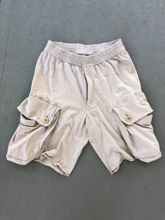 Julius Gas Mask Shorts Size US 32 / EU 48
