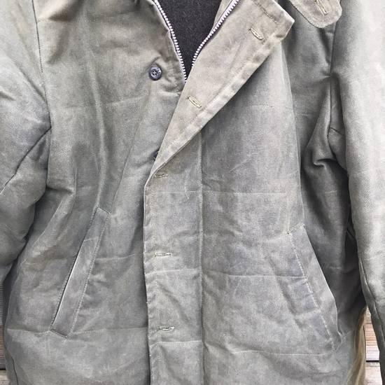 Dana Lee Waxed N-1 Style Deck Jacket Size US L / EU 52-54 / 3 - 2