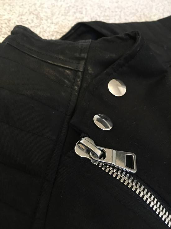 Balmain Balmain Quilted Denim Jacket Size US M / EU 48-50 / 2 - 1