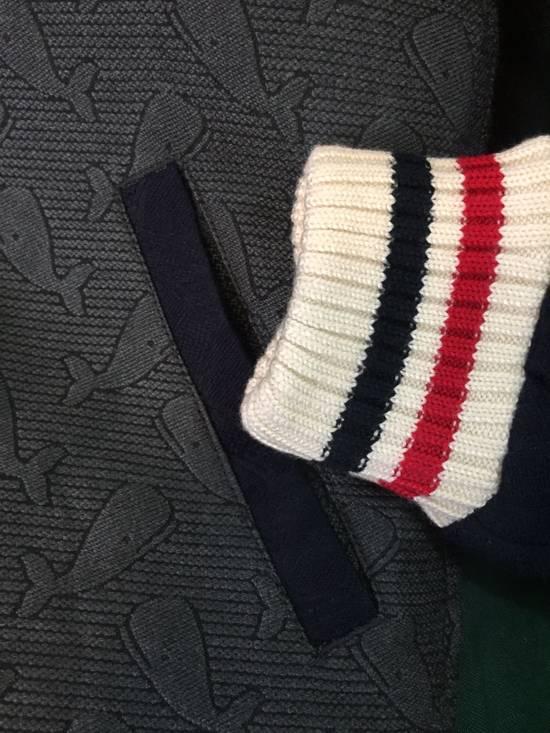 Thom Browne Whales Wool Varsity Jacket Size US M / EU 48-50 / 2 - 3