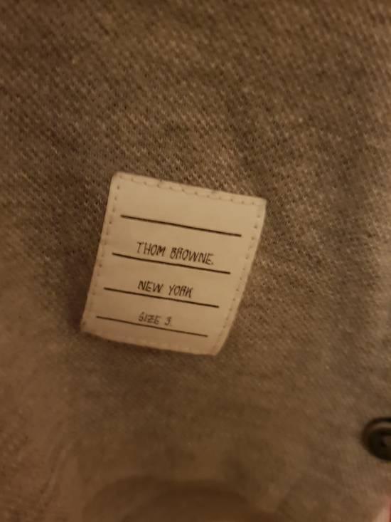 Thom Browne Grey pocket tee Size US L / EU 52-54 / 3 - 1