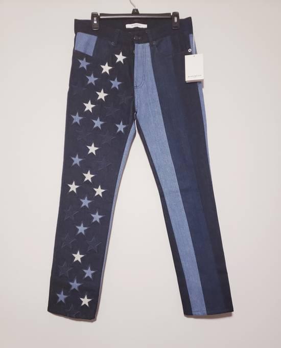 Givenchy NWT $1320 Stars & Stripes Jeans Size US 30 / EU 46