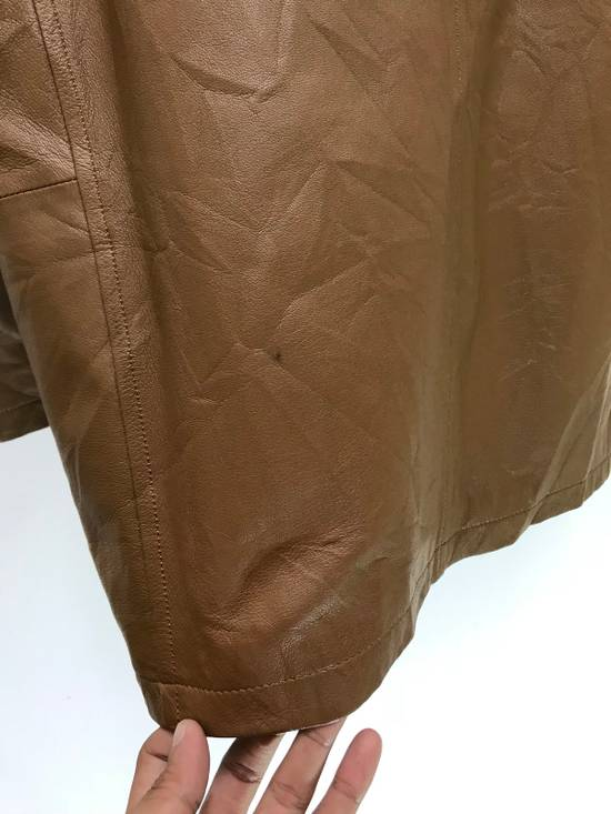 Balmain Balmain Paris Vintage Sheep Leather Jacket Brown Size US L / EU 52-54 / 3 - 9