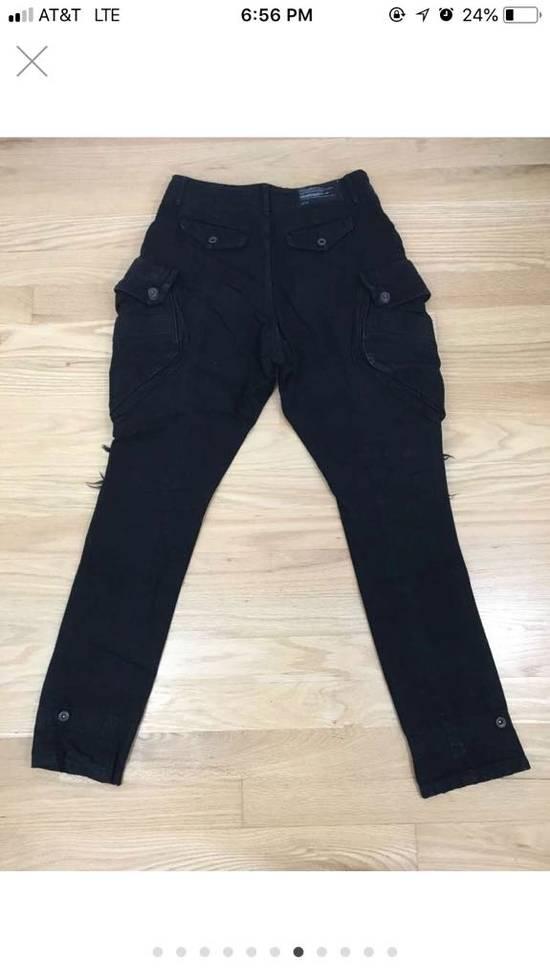 Julius AW12 Resonance; Gas Mask Cargo Pants (FINAL DROP) Size US 32 / EU 48 - 3